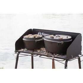 Petromax Table pour marmites - Barbecue - fe90 noir